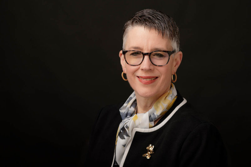 Photo of President Anne Skleder
