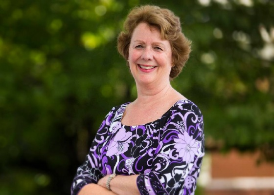 Photo of Dean Suzanne Erickson